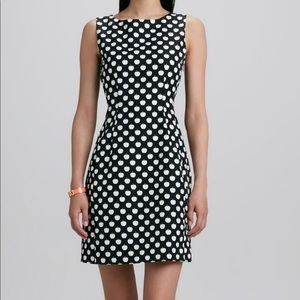 Kate Spade Domino Apple Dot Dress 6